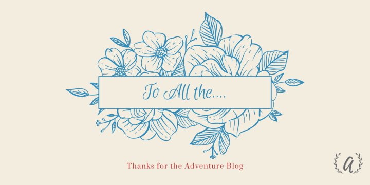 To All the… (a book review and a love note)