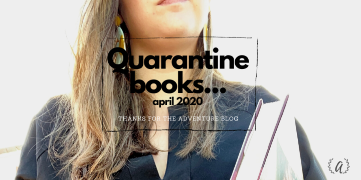 Quarantine Books / Month 2